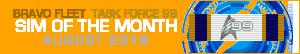 Bravo Fleet Sim of the Month August 2016