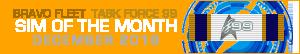 Bravo Fleet Sim of the Month December 2018